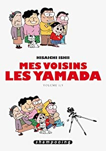 Mes voisins les Yamada Edition simple Tome 1