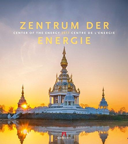 Zentrum der Energie - Kalender 2017 - Ackermann-Verlag - Wandkalender s/w - 48 cm x 54 cm