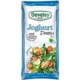 Yoghurt Salad Dressing | Mild & Creamy | 100% Natural Ingredients | Gluten Free | Vegetarian | 5 x 75 ml | Develey…