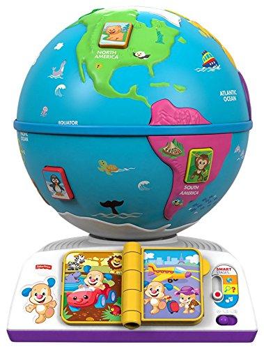 Fisher-Price - Globo viaja con perrito (Mattel DRJ82)