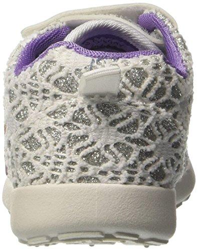 Frozen Mädchen Fro1469 Niedrige Sneaker Bianco