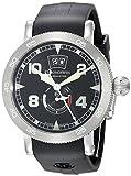 Chronoswiss Men's CH-3533.1/71-2 Timemaster Analog-Digital Display Automatic Self Wind Black Watch
