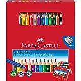Faber Castell 110913 Confezione Regalo Jumbo Grip