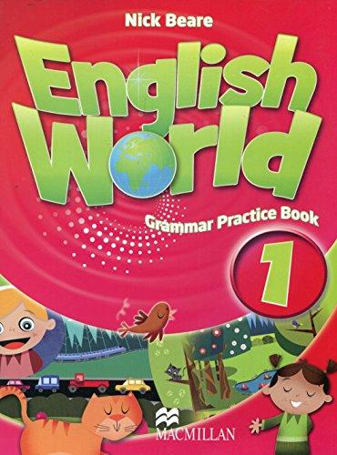 ENGLISH WORLD 1 GPB (Grammar Pract.Book) - 9780230032040