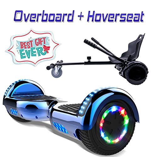 COLORWAY Overboard Hover Scooter Board Gyropode...