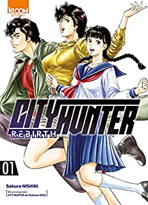 City Hunter Rebirth Edition simple Tome 1