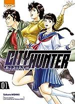 City Hunter Rebirth T01 (01) de Tsukasa Hojo