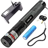 #3: iZED Superb high POWER GREEN LASER spotter 300mw With 2 Km Range (1000 nm, Green)