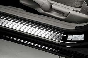 Barres d'entrée Convient pour Seat Leon 3(de 3portes hatchback) [2013–2014] 100% acier inoxydable chromé