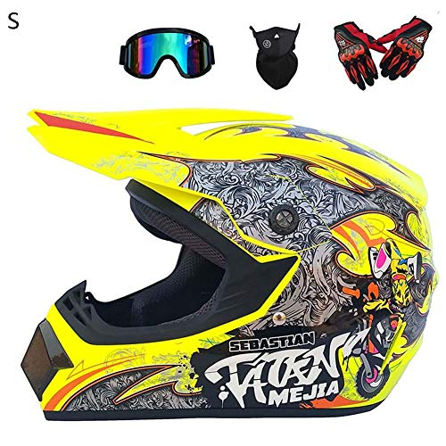 StageOnline Casco Motocross Todoterreno