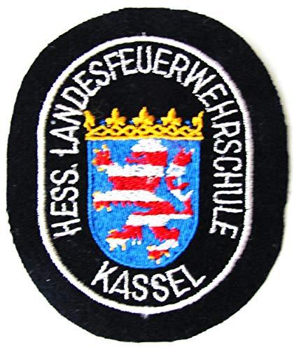 Hessische Landesfeuerwehrschule - Kassel - Ärmelabzeichen - Abzeichen - Aufnäher - Patch - Motiv 1