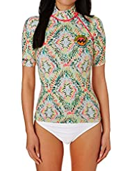 Billabong Rash Vests - Billabong Womens Surf Ca...