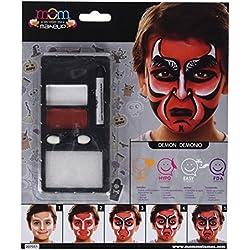 My Other Me Kit maquillaje infantil demonio (Viving Costumes 207051)