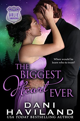 The Biggest Heart Ever (Arlie Undercover Book 2) (English Edition)