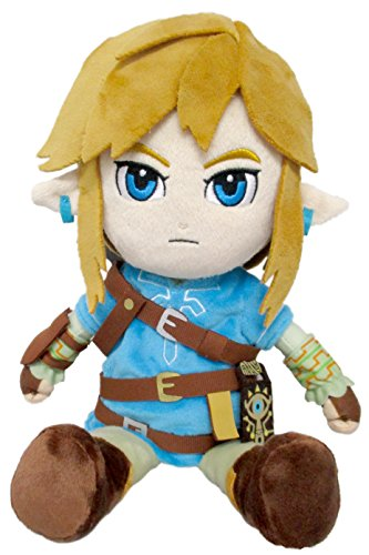 Link - Breath of the Wild - 28cm 11""