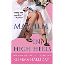 Mayhem in High Heels (High Heels Mysteries Book 5) (English Edition)