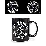 Sons of Anarchy keramische mok - Redwood Original Logo (330 ml)