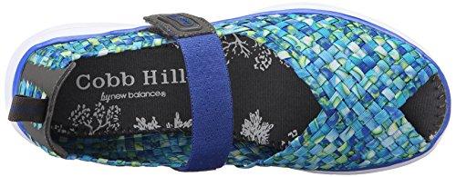 Rockport Cobb Hill Women's Wink-CH Flat, Green Confetti, 10 M US Green Confetti