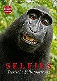 Selfies - Tierische Selbstportraits (Wandkalender 2018 DIN A4 hoch): Planer mit lustigen Selbstportraits aus der Tierwelt (Planer, 14 Seiten ) ... [Kalender] [Apr 01, 2017] Stanzer, Elisabeth