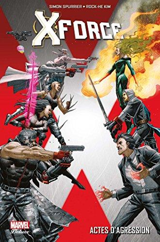 X-Force par Simon Spurrier, Tan Huat, Rock He-Kim