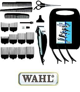 WAHL 42613 Kit tondeuse à cheveux 22 pièces avec trousse de rangement Longueurs de coupe de 0,3 à 25 mm