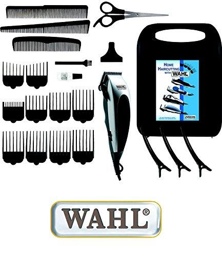 WAHL Haarschneider, 22-teilig + Box. Schnittlänge von ca. 0,3 - 25 mm. 42613