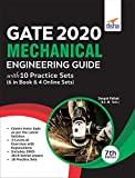 GATE 2020 Mechanical Engineering Guide with 10 Practice Sets (6 in Book + 4 Online) 7th edition
