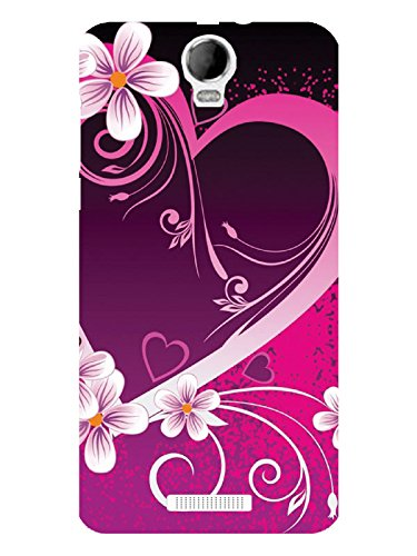 TREECASE Designer Printed Back Case Cover For Micromax Canvas Juice 2 AQ5001