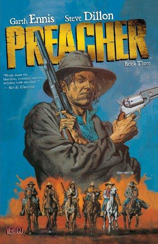 Preacher Book Three (English Edition)