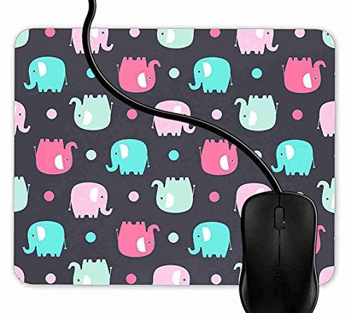 SGSKJ Alfombrilla de Ratón para Gaming de Alfombrilla de Cuadrado Mouse Pad...