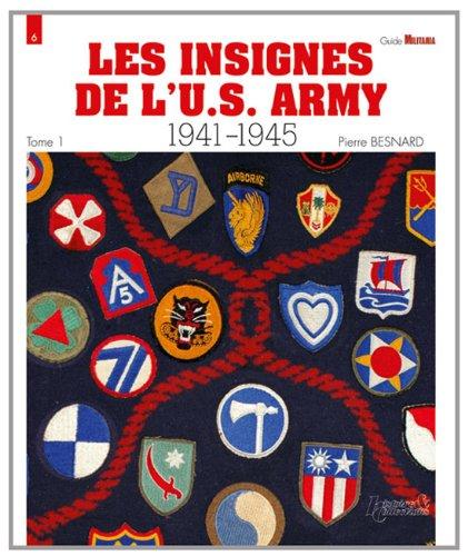 Insignes d'unité armée américaine 1941-1945