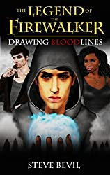 Drawing Bloodlines (The Legend of the Firewalker Book 2) (English Edition)