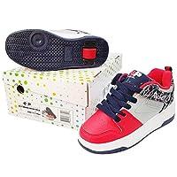 Heelys Kids POP Push Button Roller Skate Shoes POP Trainers 771070P