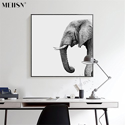 Woo.J?Leinwand Kunst Bild Color Inkjet Druck neue moderne Kunstwerke an den Wänden, 93 * 93 cm - 93 Inkjet