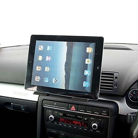 UltimateAddons Kit Pro Air Vent V2Support Voiture Van avec adhésif PU Support pour Tablette Galaxy Tab S220,3cm/24,6cm