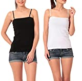 Lady Heart Women's Black & White Cotton ...