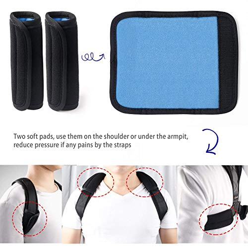 Zoom IMG-2 mycarbon fascia posturale correttore postura