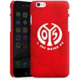 Apple iPhone 6 Hülle Premium Case Cover 1. FSV Mainz 05 e.V. Fußball Bundesliga Fanartikel