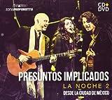 La Noche 2: Desde La Ciudad De México (CD + DVD)