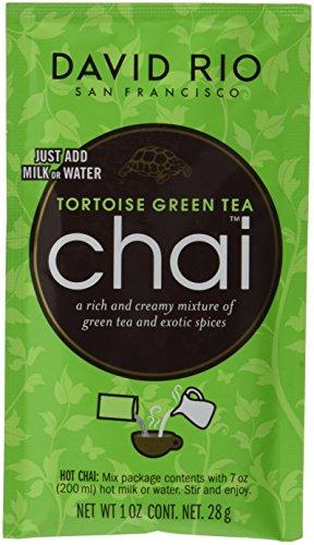 David Rio Sachets - Tortoise Green Chai (1 x 28 g)
