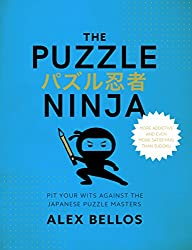 Puzzle Ninja: Pit Your Wits Against The Japanese Puzzle Masters