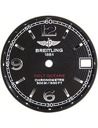 Breitling a7735011/B785Colt Océane 24mm cadran noir Montre Femme pour 34mm
