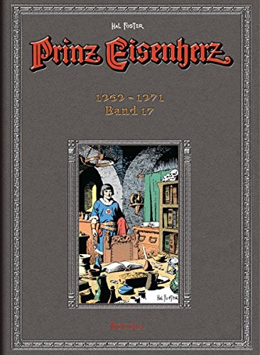Prinz Eisenherz, Bd. 17: Jahrgang 1969 - 1971