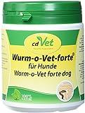 cdVet Naturprodukte Wurm-o-Vet forte Hund 300g