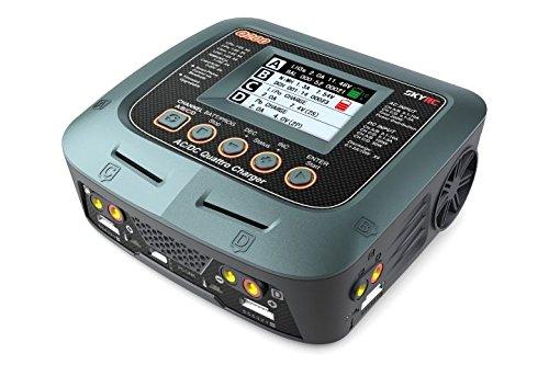 Preisvergleich Produktbild Ladegerät Q200 AC/DC 2x100W 2x50W LiPo 1-6S 10A