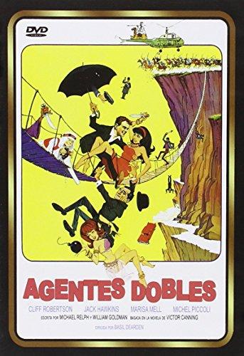 Masquerade - Agentes Dobles (DVD) - Basil Dearden.