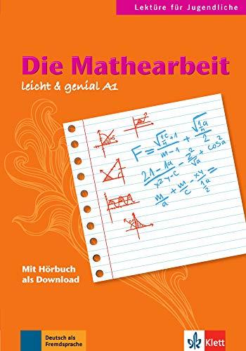 Die mathearbeit, libro (Lektüre für Jugendliche)