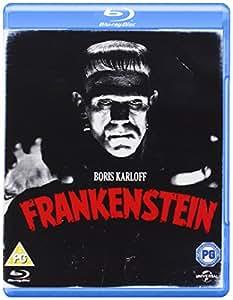 Frankenstein [Blu-ray] [1931] [Region Free]