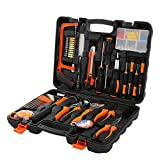 Home Hardware Tool Kit Multifunktionsreparaturset Für Den Heimbetrieb Manuelle Toolbox Geschenkbox 18-Teiliges Set