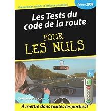 Les Tests du code de la route pour les nuls